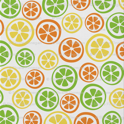 Fruity Fabric