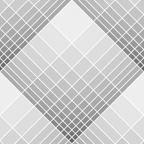 loglog graph X plaid : grey