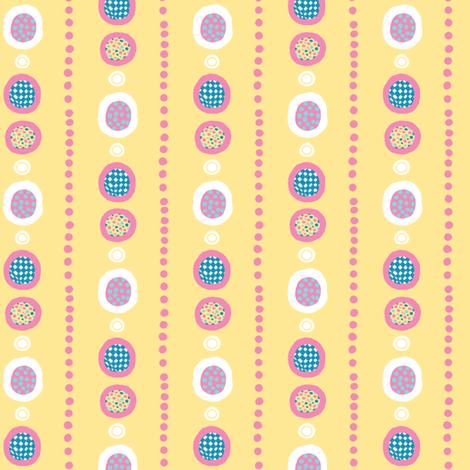 Harlequin Darlings: Dot Lines fabric by tallulahdahling on Spoonflower - custom fabric