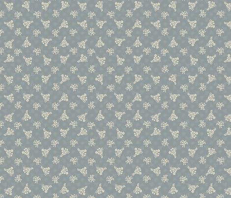 elegant romantic pattern fabric by anastasiia-ku on Spoonflower - custom fabric