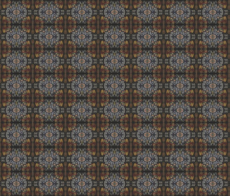 Wagon_Flowers_Alphabet fabric by robin006 on Spoonflower - custom fabric