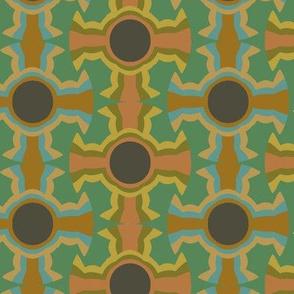 Albuquerque Cross (Greens)