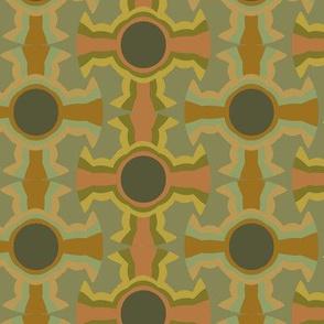 Albuquerque Cross (Clays)