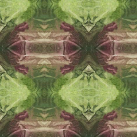 Shades of Seaweed fabric by house_of_heasman on Spoonflower - custom fabric