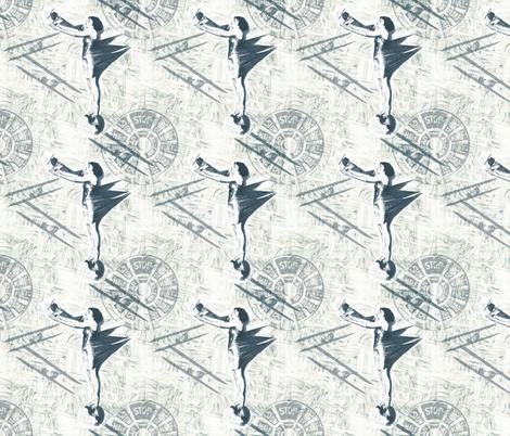 Model Planes fabric by donna_kallner on Spoonflower - custom fabric