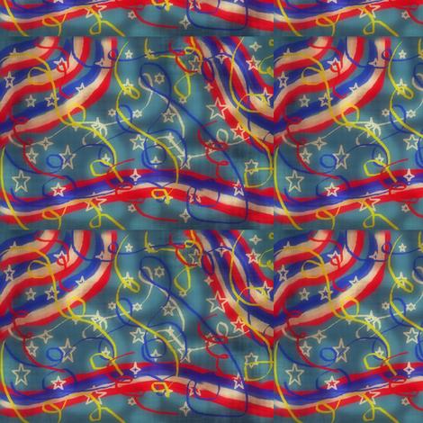 stars-ed fabric by buckysmom on Spoonflower - custom fabric