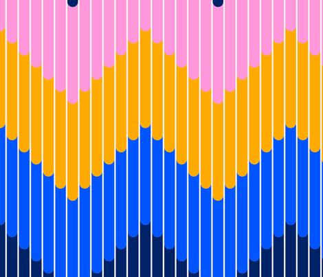 Sprig (Multi) fabric by pattern_bakery on Spoonflower - custom fabric