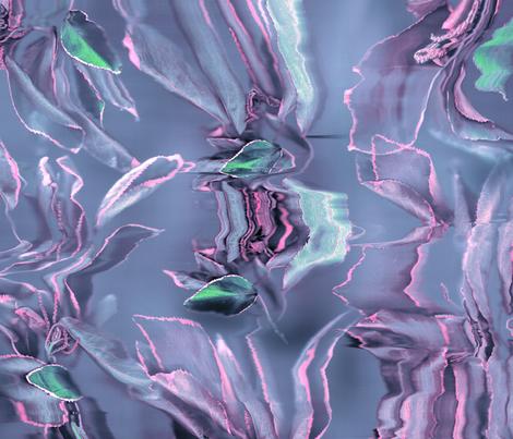 Acalypha - 3 fabric by heytangerine on Spoonflower - custom fabric