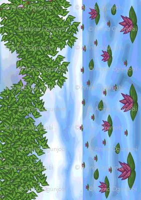 scenery  - hydrology