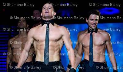 magic mike all together now