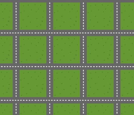 crossroads fabric by moonbeam on Spoonflower - custom fabric