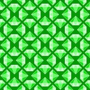 diamante crystals X p4gm