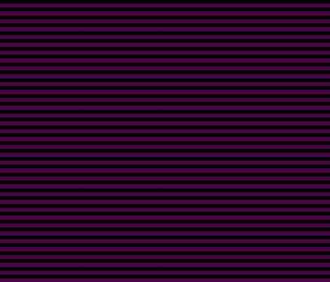 Purple Doll Stripes fabric by thetatterpunk on Spoonflower - custom fabric