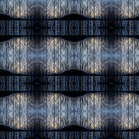Natures lace fabric by mindy_meyers@hotmail_com on Spoonflower - custom fabric