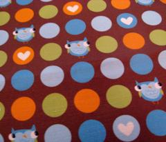 Sweet Owls - Blue
