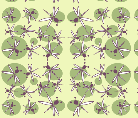 GeoFly2 fabric by chovy on Spoonflower - custom fabric