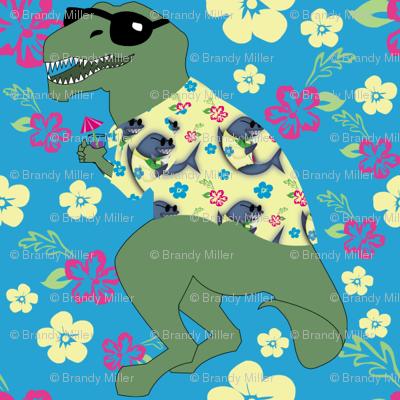 Aloha! Lounge Lizard