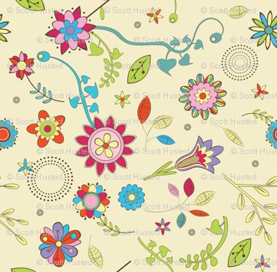 Spoonflower Dream