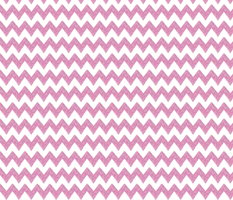 Zig Zag Terrain in Raspberry fabric by kbexquisites on Spoonflower - custom fabric