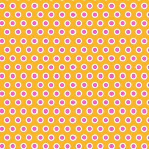 Dotty Orange Small