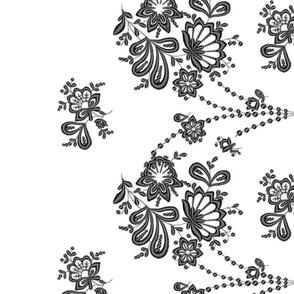 Audrey's Sabrina Dress Fabric