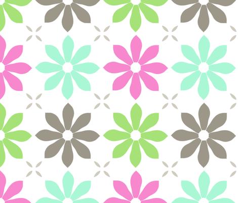 lotus_petals fabric by christiem on Spoonflower - custom fabric