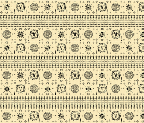 DECO combo fabric by tulsa_gal on Spoonflower - custom fabric