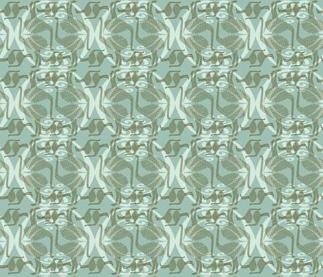 New Zealand Moa fabric by madex on Spoonflower - custom fabric