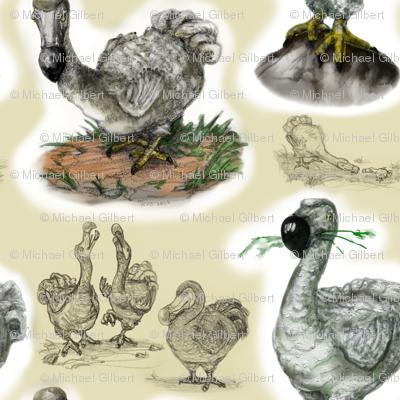 Doodles of Dodos