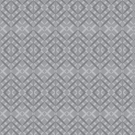 50sLattice fabric by ghennah on Spoonflower - custom fabric