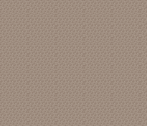 Brown Pips fabric by wiccked on Spoonflower - custom fabric
