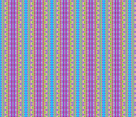 Pretty Stripes fabric by koalalady on Spoonflower - custom fabric