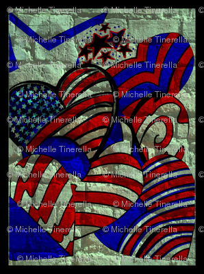 United We Stand- God Bless America