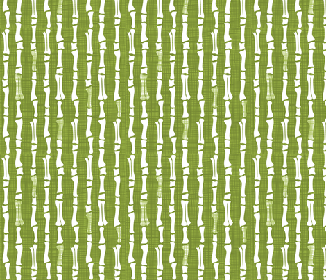 bone stripe fabric by cjldesigns on Spoonflower - custom fabric