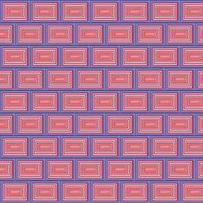 patriotic brick
