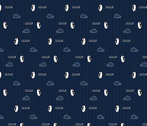 PenguinB2012 fabric by nikky on Spoonflower - custom fabric
