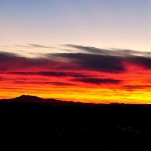 sunset mulholland