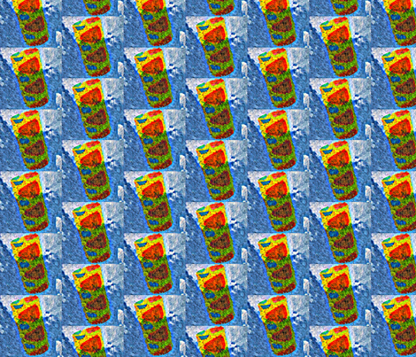 Sweet or unsweet? Version 2 fabric by anniedeb on Spoonflower - custom fabric