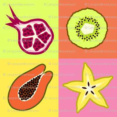 BRIGHT Exotic Fruit