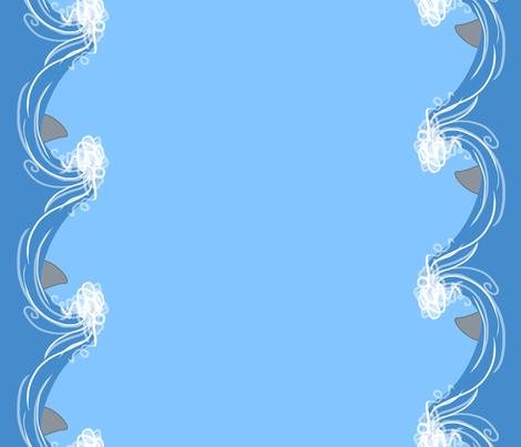 Plain Creepy Double fabric by peppermint_carousel on Spoonflower - custom fabric