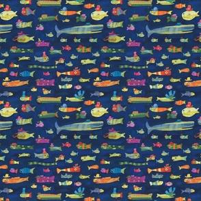 JoBrown Small Fish Hats
