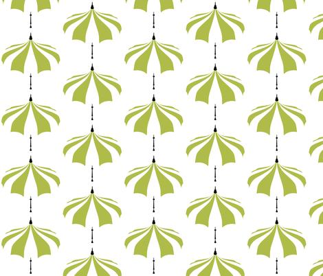 UMBELAS PAGODA 2 fabric by umbelas on Spoonflower - custom fabric