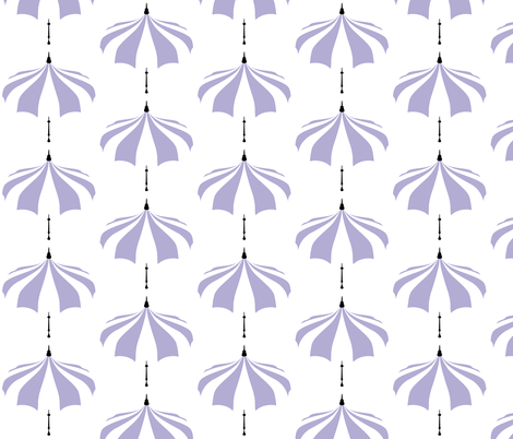 UMBELAS PAGODA 1 fabric by umbelas on Spoonflower - custom fabric