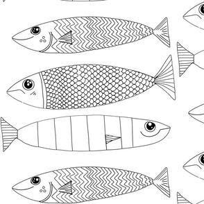 Fishy Doodle-ed