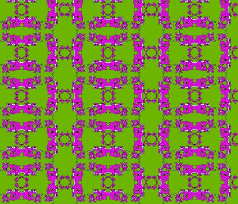 dragonpink fabric by theunicornandthewasp on Spoonflower - custom fabric