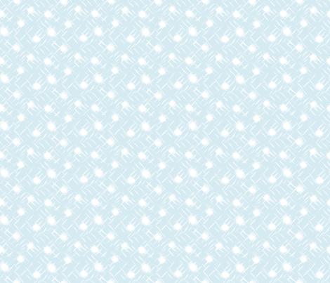 wind blown:dot:D5EAF1 fabric by keweenawchris on Spoonflower - custom fabric