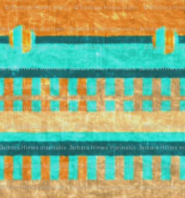 Dottik Batik: Dots on Stripes