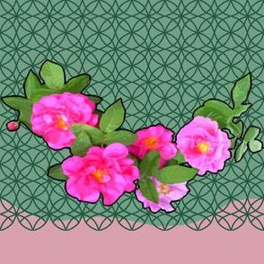 rose_garland_lace_long_green_black