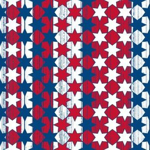 Red White Blue Stars n Stripes
