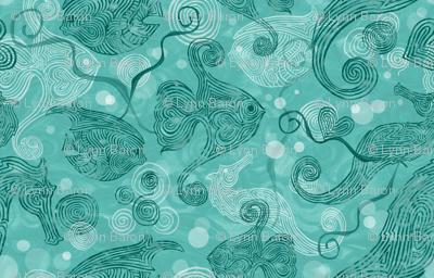 Underwater Wonder (smaller print)
